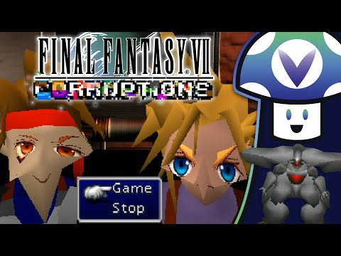 [Vinesauce] Vinny - Final Fantasy VII Corruptions #2