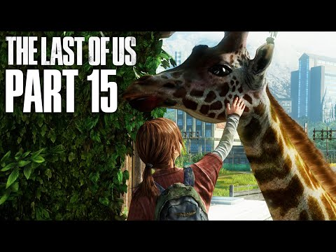 THE LAST OF US Gameplay Walkthrough Part 15 - LOVE THIS BIT