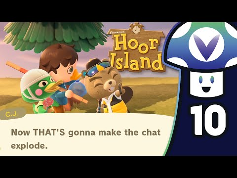 [Vinesauce] Vinny - Animal Crossing: New Horizons (PART 10)