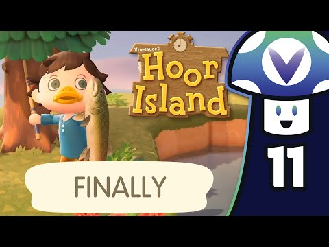 [Vinesauce] Vinny - Animal Crossing: New Horizons (PART 11)