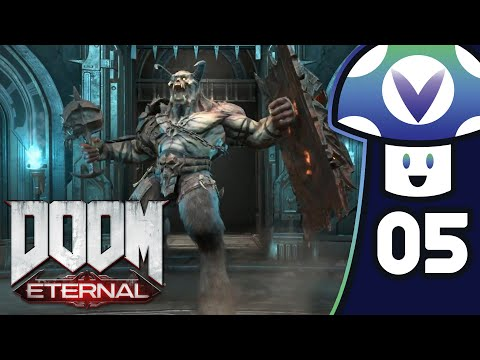 [Vinesauce] Vinny - DOOM Eternal (PART 5)