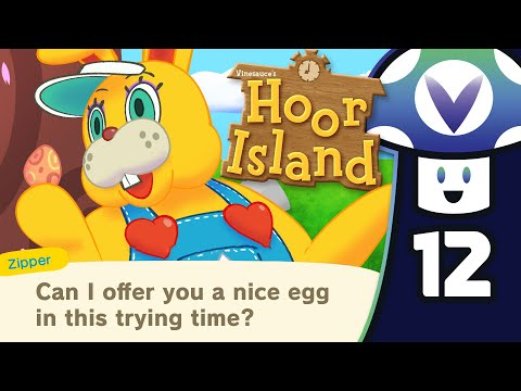 [Vinesauce] Vinny - Animal Crossing: New Horizons (PART 12)
