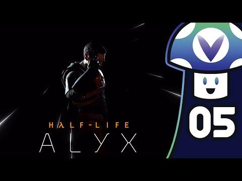 [Vinesauce] Vinny - Half-Life: Alyx (PART 5 Finale)