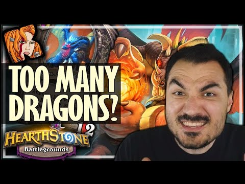 EVERYONE PLAYING KALECGOS?! - Hearthstone Battlegrounds