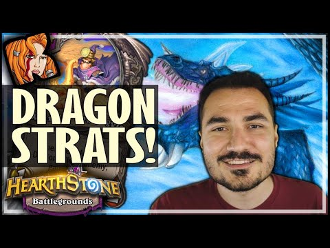 DRAGONBUILDING 101 - Hearthstone Battlegrounds