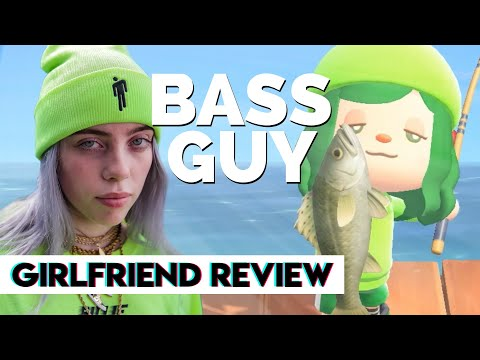 BASS GUY | Animal Crossing Parody | Girlfriend Reviews