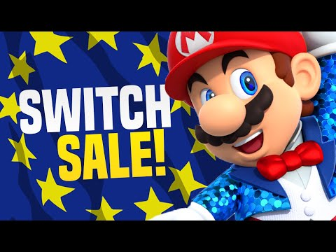 MASSIVE Nintendo Switch eShop Sale With CRAZY Deals! (EU)
