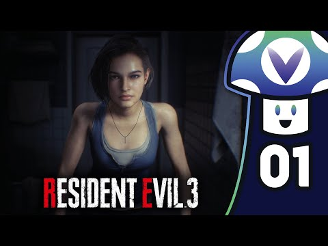 [Vinesauce] Vinny - Resident Evil 3 Remake (PART 1)