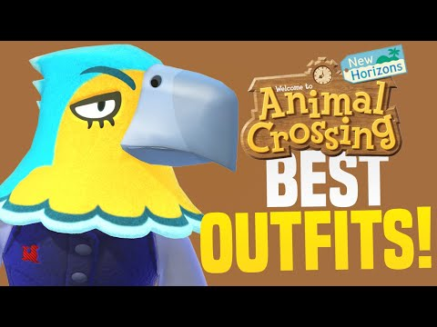 Best Animal Crossing Outfit Downloads for New Horizons! (And How To Get Them)