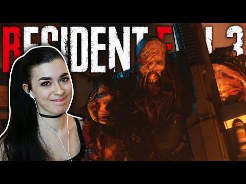 MINI NEMESIS BOSS FIGHT | Resident Evil 3 Remake Gameplay | Part 3