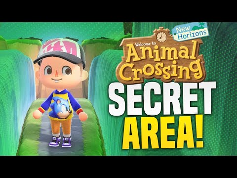 You NEED To See This HIDDEN ISLAND In Animal Crossing New Horizons!