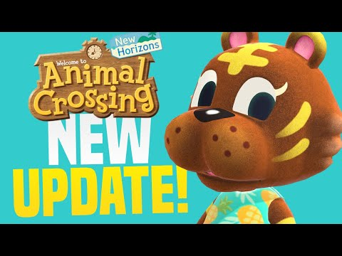 THIS GOT FIXED! New Animal Crossing Switch Update 1.1.4! (New Horizons Tips)