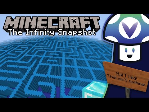 [Vinesauce] Vinny - Minecraft: The Infinity Snapshot