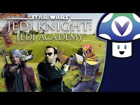 [Vinesauce] Vinny - Interesting Jedi Academy Mods #2