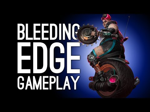 Bleeding Edge Gameplay: MIKE PLS (Let's Play Bleeding Edge on Xbox One)