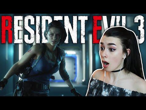 HE'S BACK... | Resident Evil 3 Remake Gameplay | Part 5