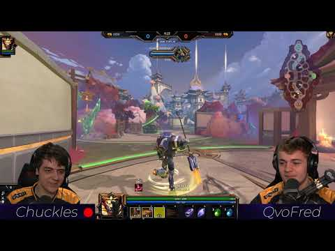 Gentleman Joust: Chuckles vs QvoFred (Pittsburgh Knights)