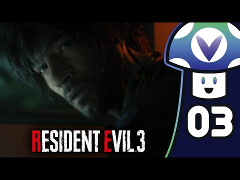 [Vinesauce] Vinny - Resident Evil 3 Remake (PART 3)