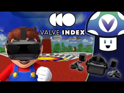 [Vinesauce] Vinny - VR Showcase: Nintendo 64 Worlds, Gmod Simulator, Compound, Superhot & More