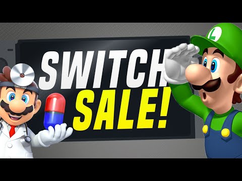 NICE Nintendo Switch eShop Sale You NEED to See!