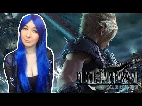 FIRST TIME PLAYING FF7! // Final Fantasy 7 Remake Gameplay Walkthrough Part 1