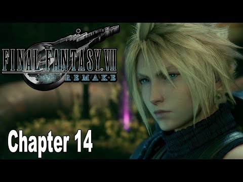 Final Fantasy VII Remake - Chapter 14: In Search of Hope Walkthrough [HD 1080P]