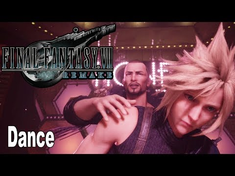 Final Fantasy VII Remake - Full Dance Performance [HD 1080P]