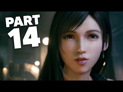 FINAL FANTASY 7 REMAKE PS4 Gameplay Walkthrough Part 14 - CHAPTER 10 SEWERS (Full Game)