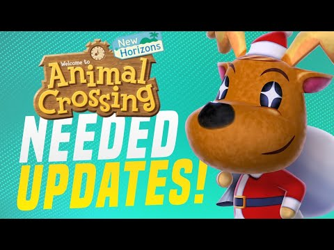 HOW TO FIX Holidays in Animal Crossing New Horizons.. After Bunny Day! (Animal Crossing Tips)
