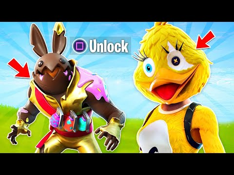 EASTER ITEM SHOP EVENT UPDATE! (Fortnite Battle Royale)