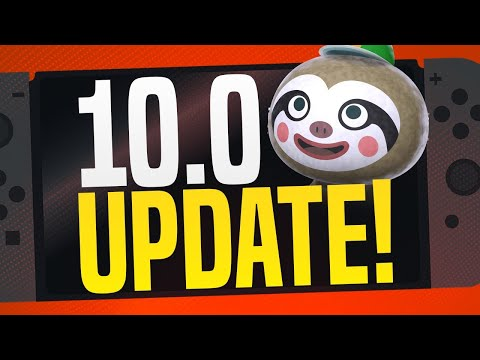 Nintendo Switch Update 10.0: Good/Bad Update?