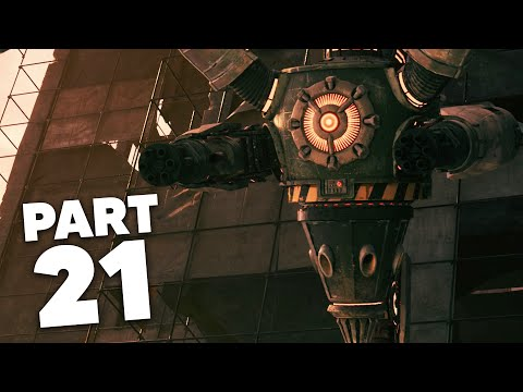 FINAL FANTASY 7 REMAKE PS4 Gameplay Walkthrough Part 21 - CHAPTER 15 VALKYRIE BOSS (Full Game)