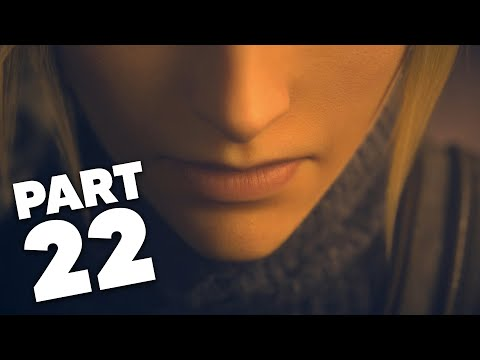 FINAL FANTASY 7 REMAKE PS4 Gameplay Walkthrough Part 22 - CHAPTER 16 - TAKING THE STAIRS (Full Game)