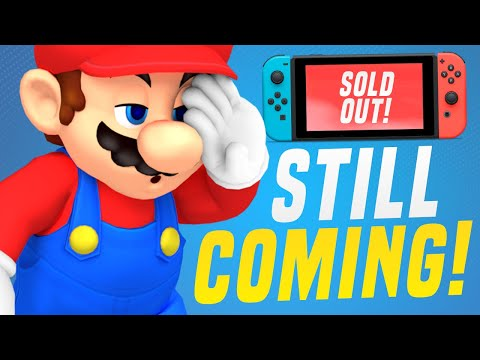 Nintendo's BEST Switch Games Are Still To Come... Even While SOLD OUT!