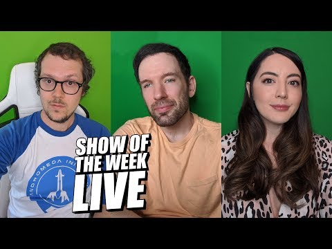 Vampire the Masquerade: Coteries of New York on Xbox One! in Show of the Week Live