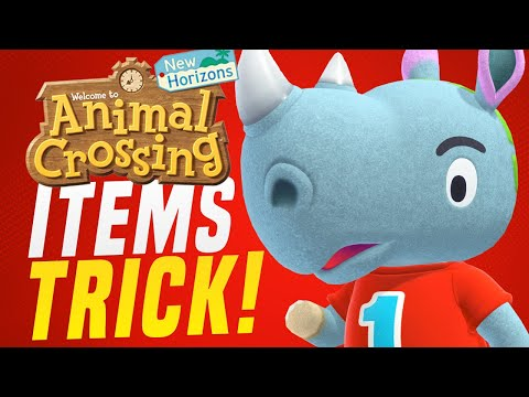 How To Get RARE Animal Crossing Items FAST in New Horizons! (Animal Crossing Tips)