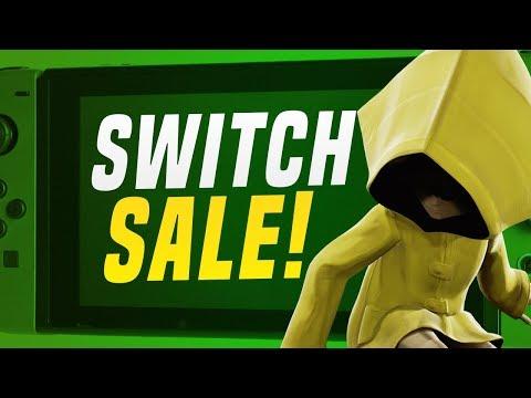 20+ NEW Switch Sales on Nintendo eShop Games!