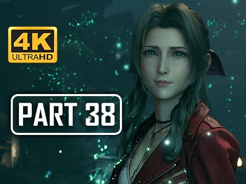 FINAL FANTASY 7 REMAKE Walkthrough Part 38 - Promise (4K PS4 Pro Gameplay)