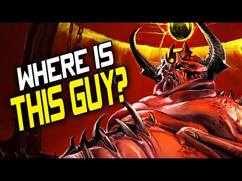 DOOM Eternal Lore ► Who is the Dark Lord of Hell?