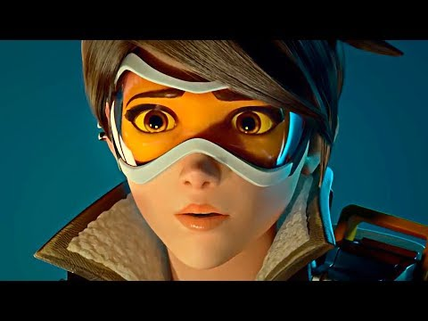 OVERWATCH - FULL MOVIE All Cinematic Game Trailers 2020 Edition [4K 2160p]