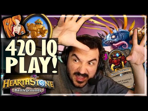 PYRAMAD IS ACTUALLY TOP TIER?! - Hearthstone Battlegrounds