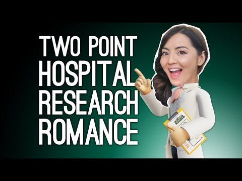 Two Point Hospital Gameplay: ROMANCE! RESEARCH! (Two Point Hospital on Xbox One)
