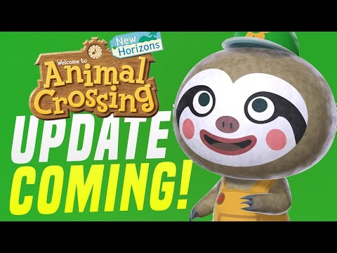 BIG LEIF UPDATE COMING! New Features Predictions for Animal Crossing New Horizons!