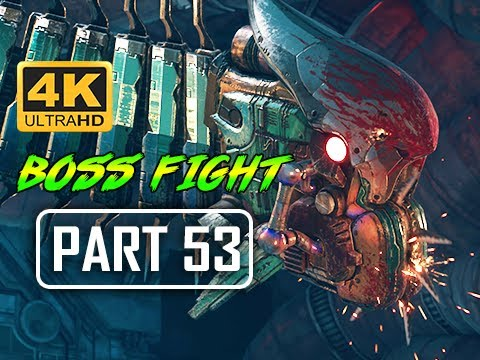 BOSS SWORDIPEDE - FINAL FANTASY 7 REMAKE Walkthrough Part 52 (4K PS4 Pro Gameplay)
