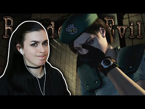 SO MANY ROOMS... | Resident Evil Remastered Gameplay | Part 2