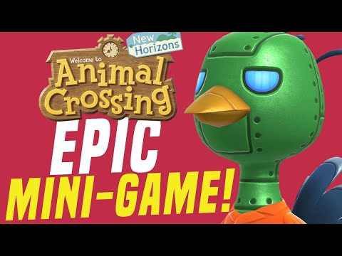 Nintendo ESCAPE Room In Animal Crossing Island ft. SwitchStop (New Horizons Tips)