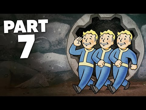 FALLOUT 76 WASTELANDERS Gameplay Walkthrough Part 7 - WHERE IS FREDDY ???