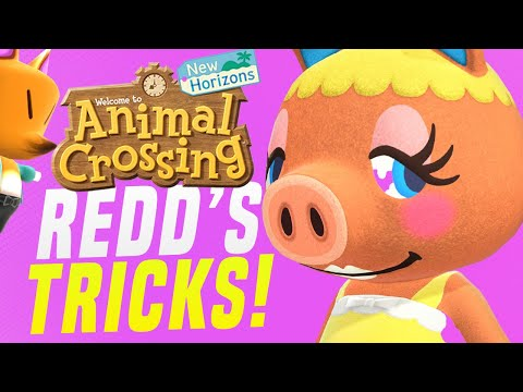 REDD TRICKED ME After Animal Crossing Update! Funny Animal Crossing Memes! (New Horizons Tips)