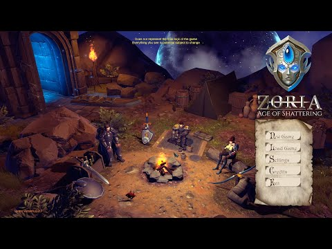 Zoria REVIEW | Upcoming Classic RPG with potential!