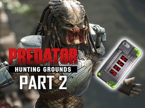 SELF-DESTRUCT!!!! - PREDATOR HUNTING GROUNDS Gameplay Walkthrough Part 2